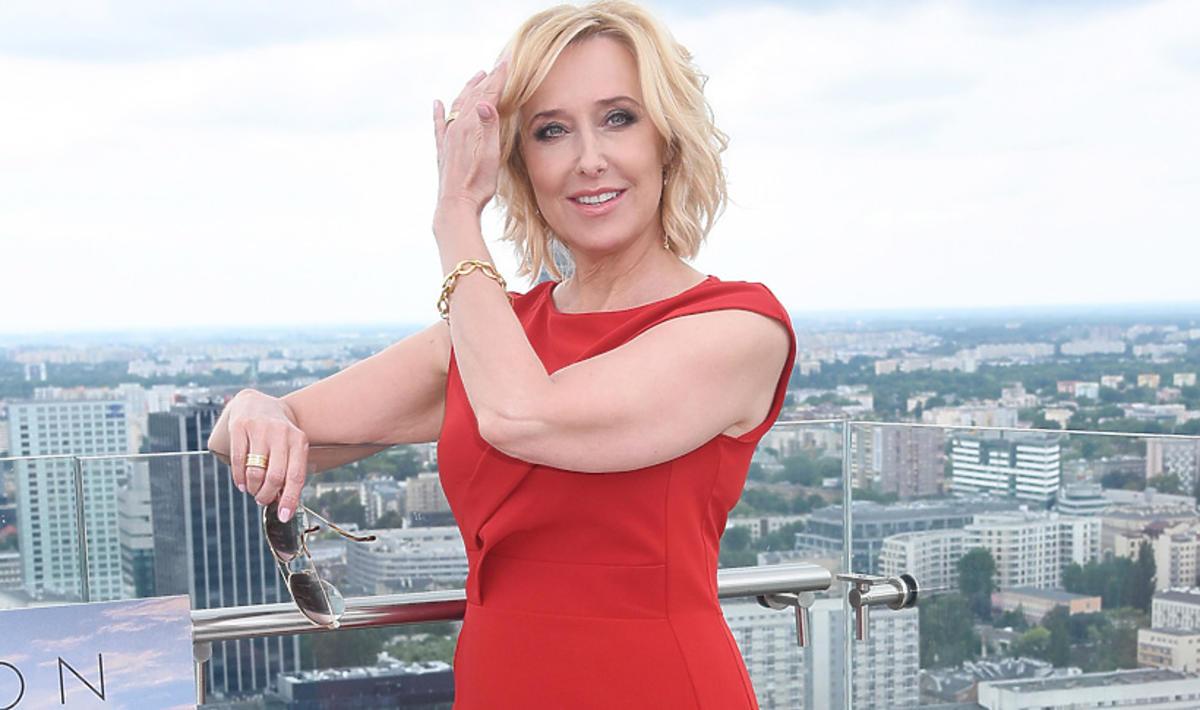 Agata Młynarska rozpoczęła współpracę ze stacją TLC