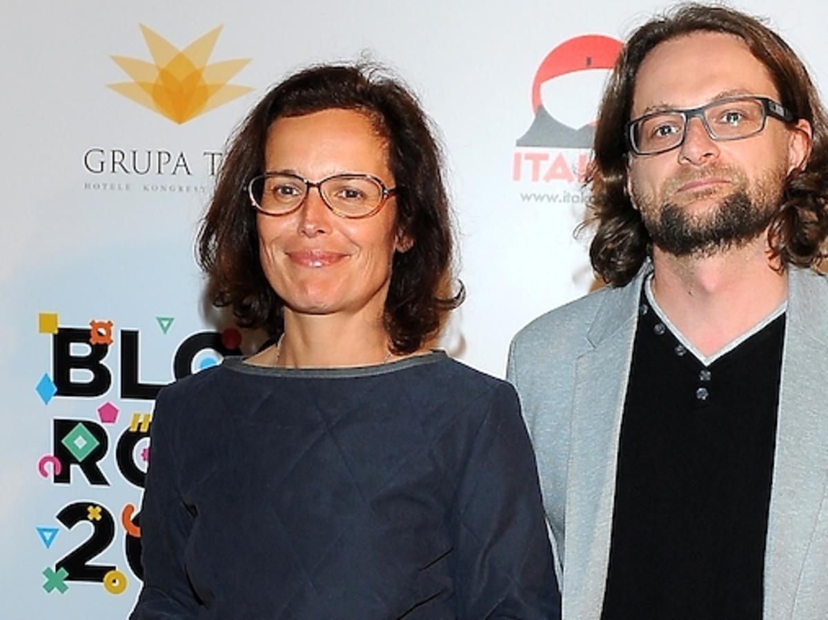 Agata Passent i Wojciech Kuczok o rozwodzie