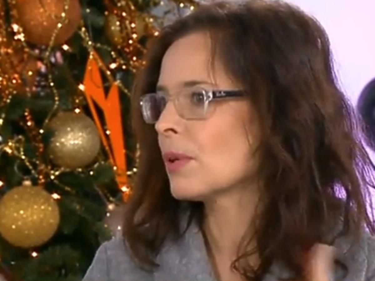 Agata Passent o rozwodzie z mężem