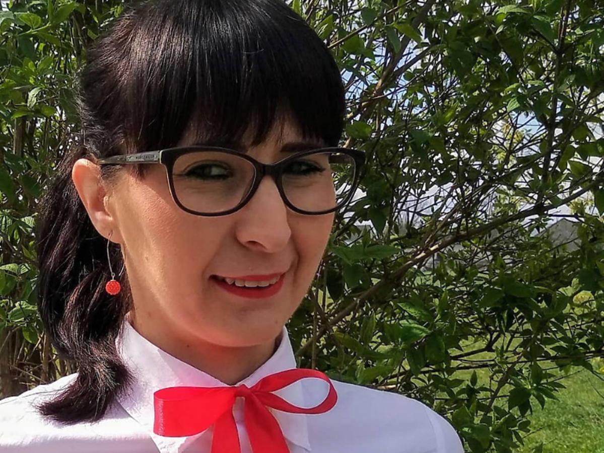 """Agata Rusak z programu """"Rolnik szuka żony"""""""