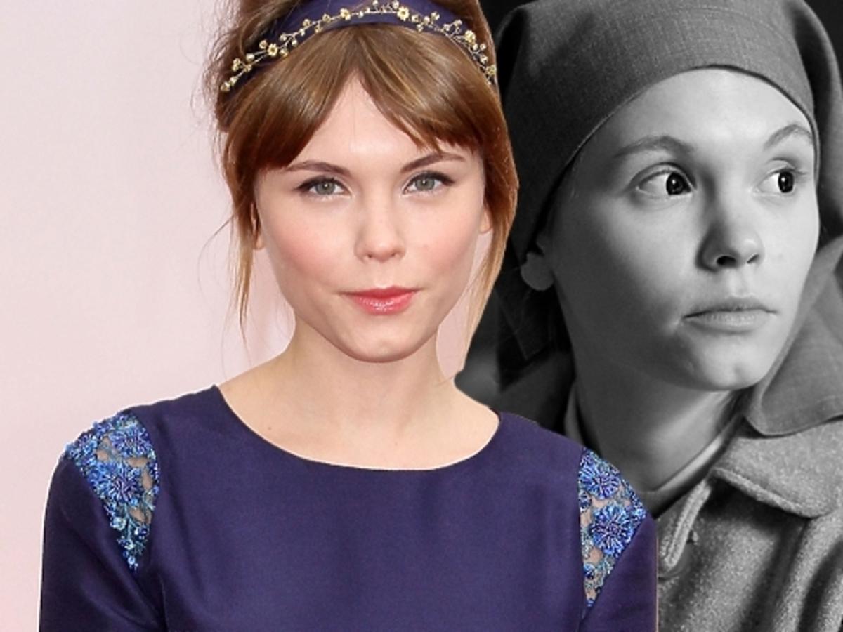 Agata Trzebuchowska zagrała w Idzie przez przypadek