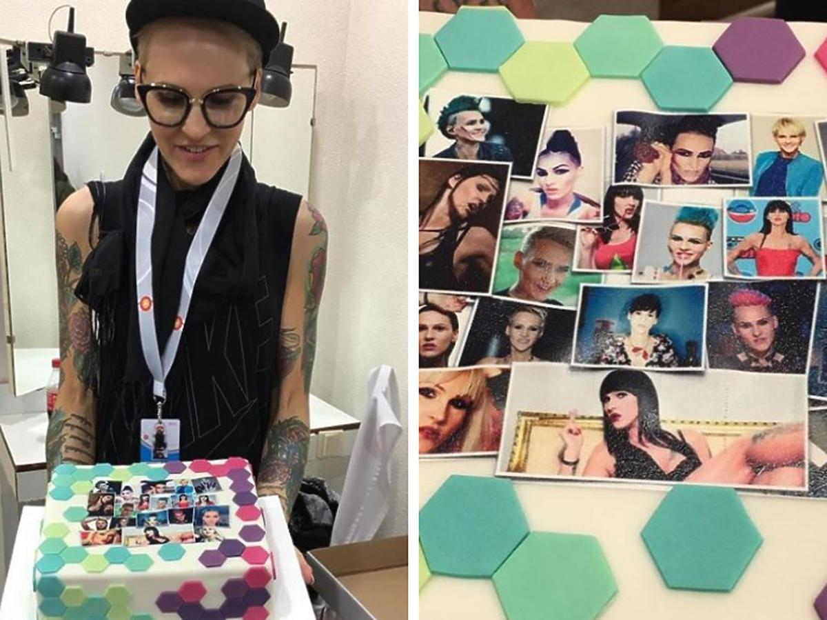 Agnieszka Chylińska pokazała, jak świętowała urodziny