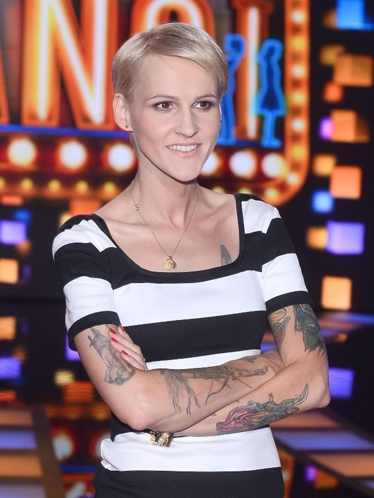 Agnieszka Chylińska w finale