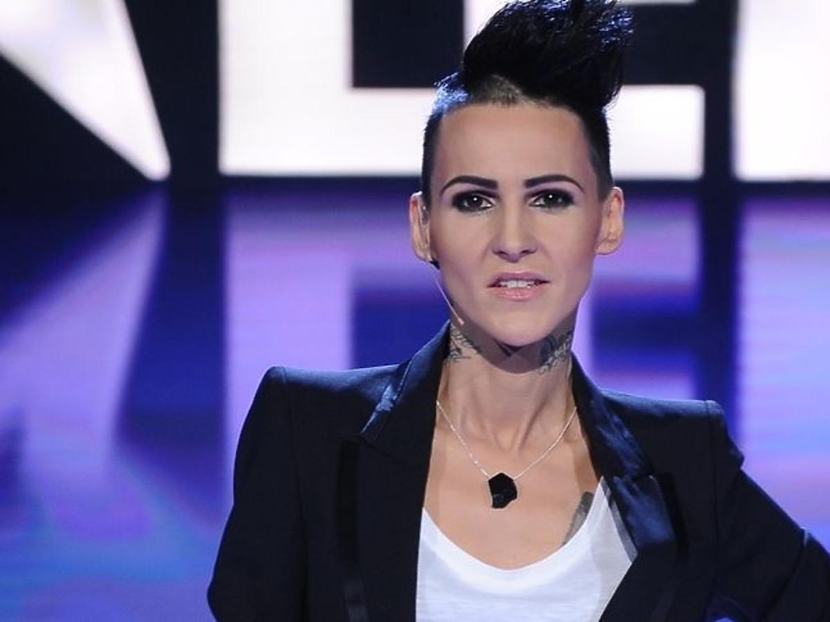 """Agnieszka Chylińska w finale """"Mam talent"""""""