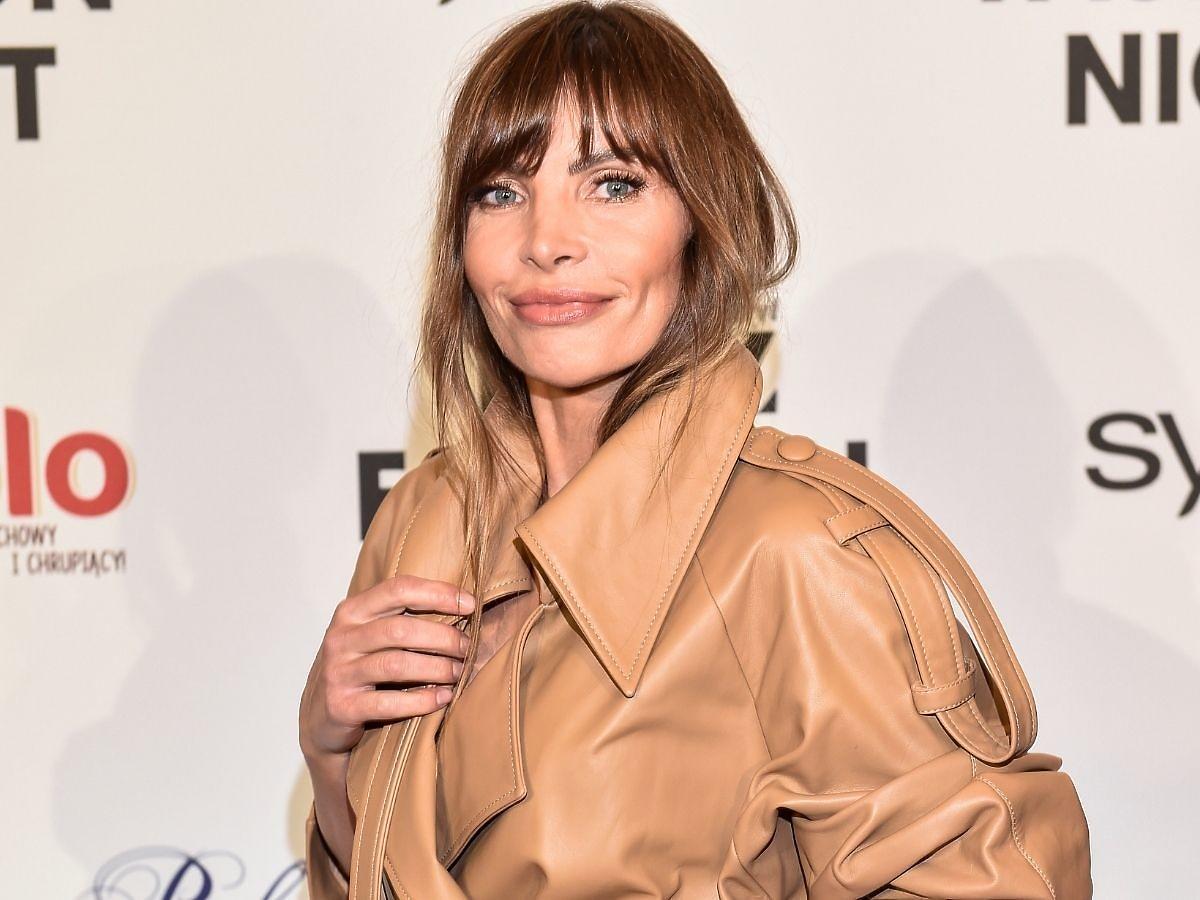 Agnieszka Dygant na Flesz Fashion Night 2021