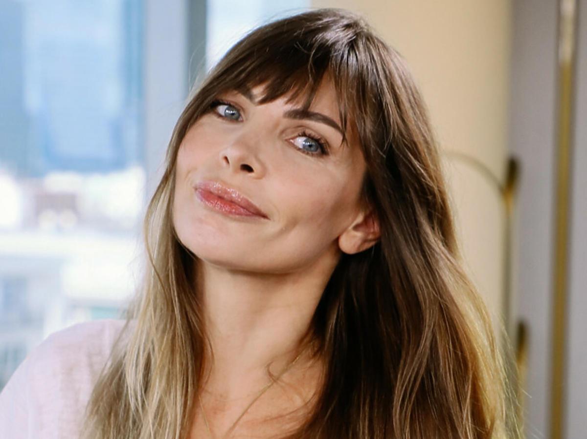 Agnieszka Dygant pokazała, jak ćwiczy