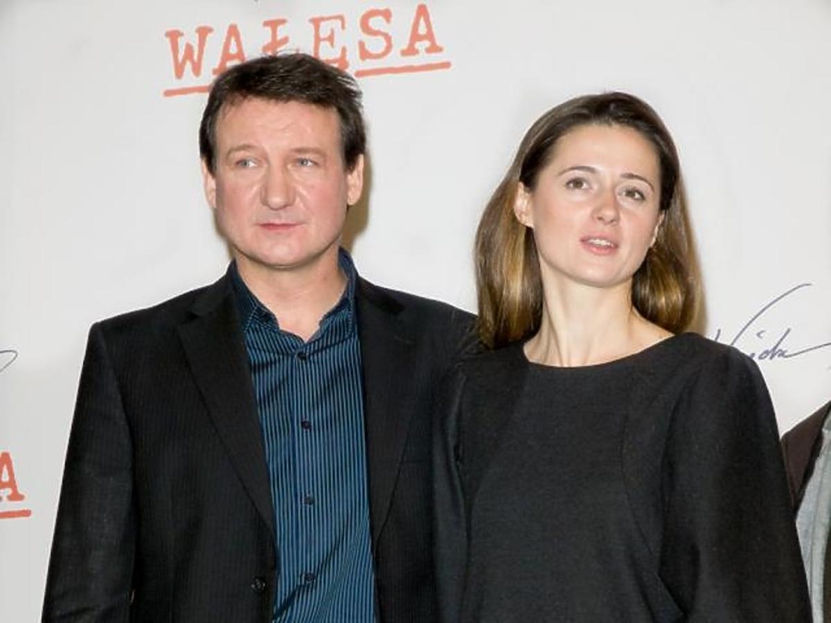 Agnieszka Grochowska, Robert Więckiewicz
