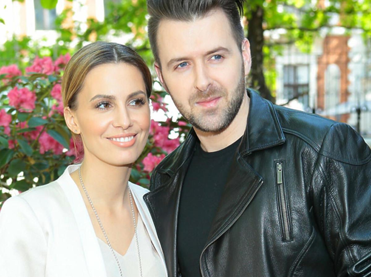 Agnieszka Hyży i Grzegorz Hyży