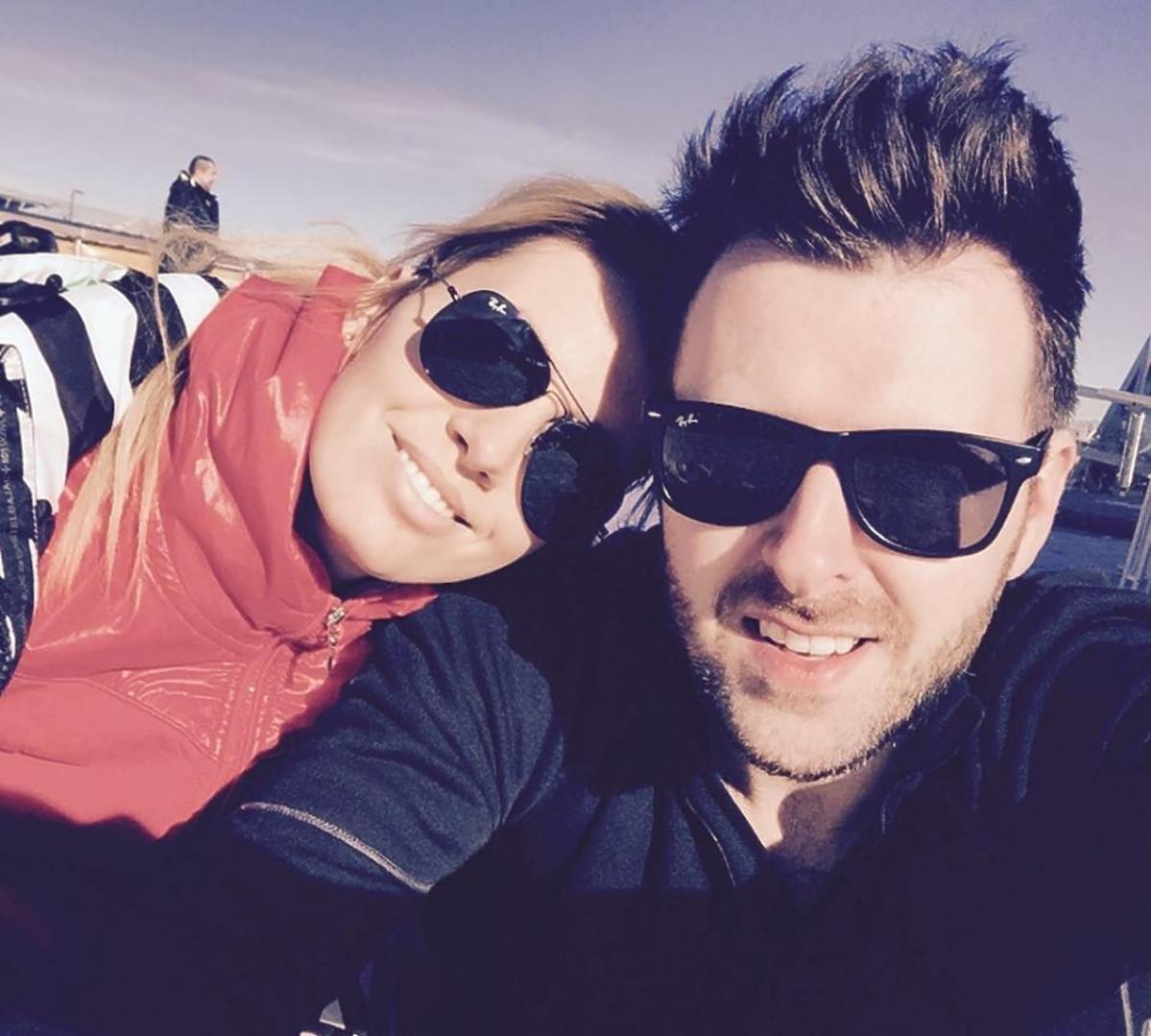 Agnieszka i Grzegorz Hyży