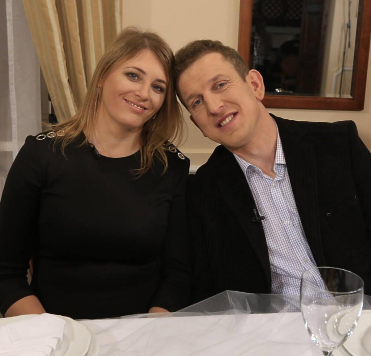 Agnieszka i Robert z 2.edycji Rolnik szuka żony w świątecznym odcinku