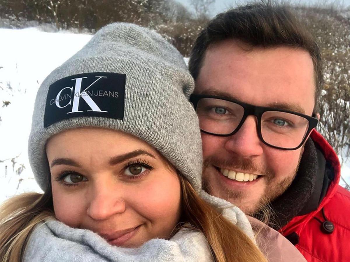 """Agnieszka i Wojtek ze """"Ślubu od pierwszego wejrzenia"""" świętują swoją rocznicę"""