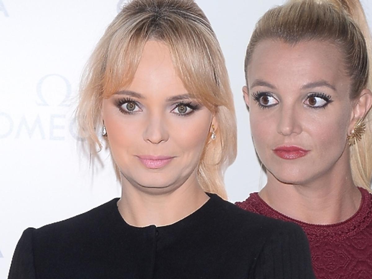 Agnieszka Jastrzębska rozmawiała z Britney Spears