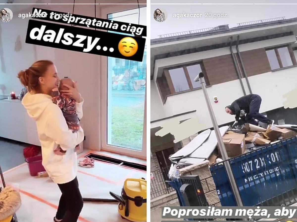 Agnieszka Kaczorowska pokazała swój dom