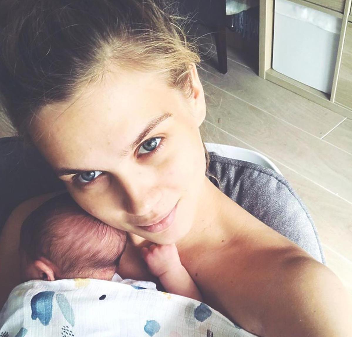 Agnieszka Kaczorowska pokazała zdjęcie z córką