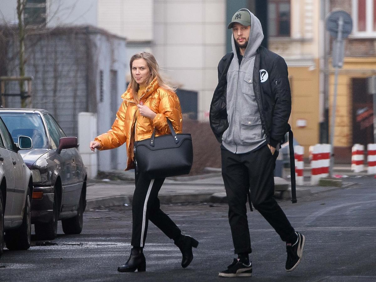 Agnieszka Kaczorowska z nowym partnerem