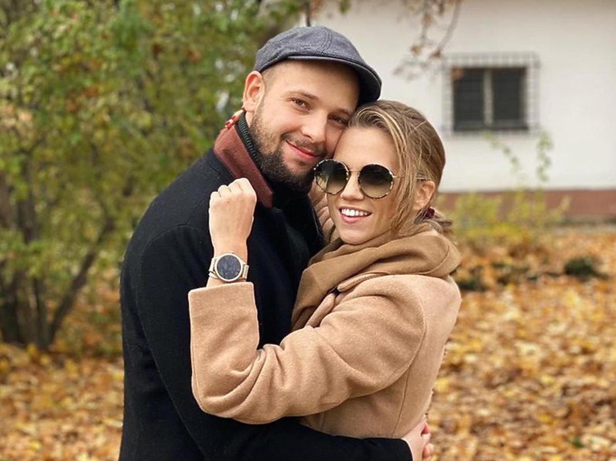 Agnieszka Kaczorwska i Maciej Pela