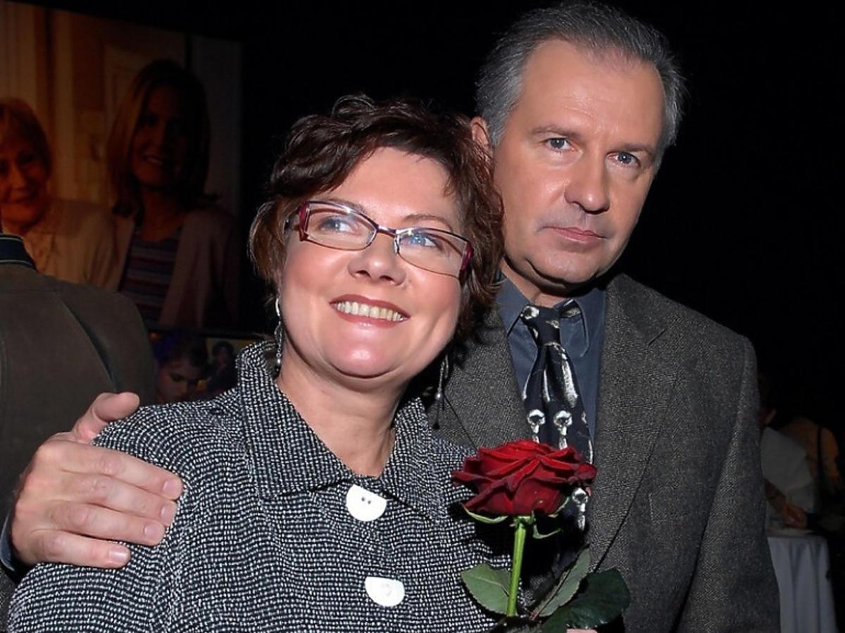 Agnieszka Kotulanka i Paweł Stockinger