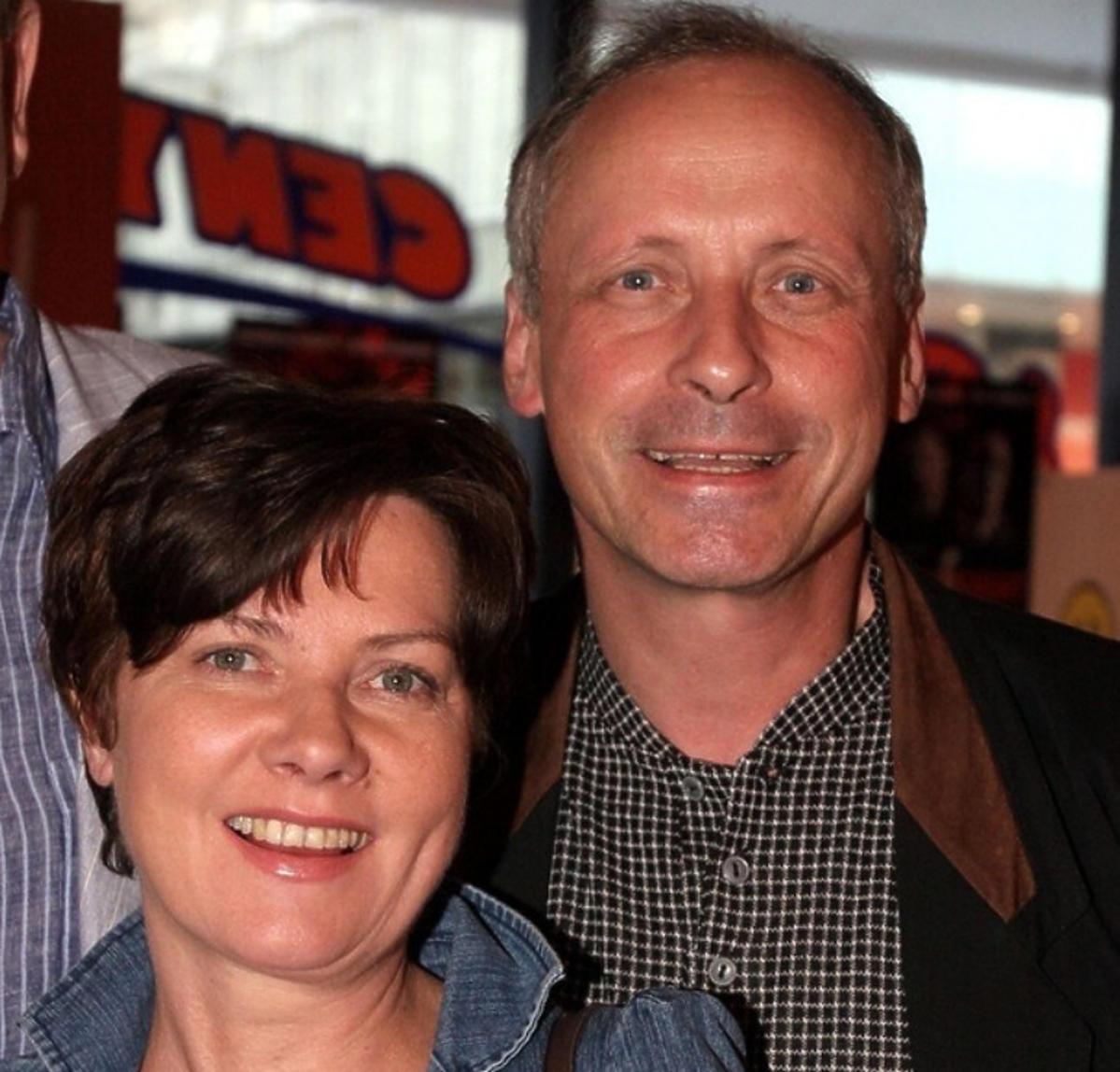 Agnieszka Kotulanka i Paweł Wawrzecki