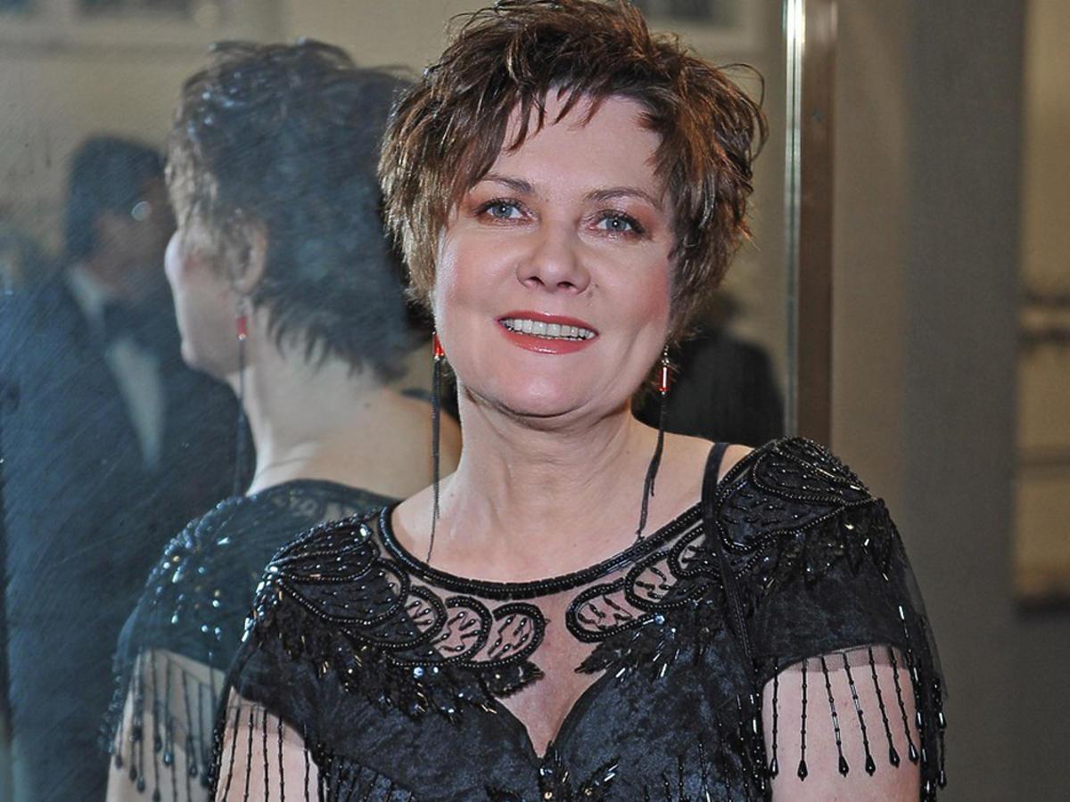 Agnieszka Kotulanka zmarła w wieku 61 lat