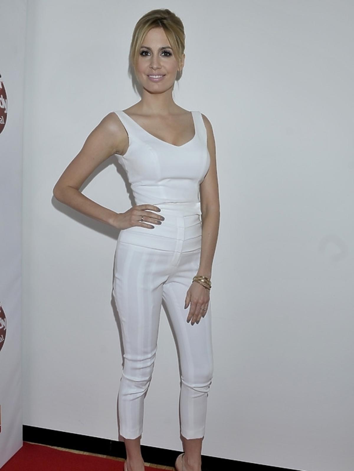 Agnieszka Popielewicz na konferencji Top Trendy 2013