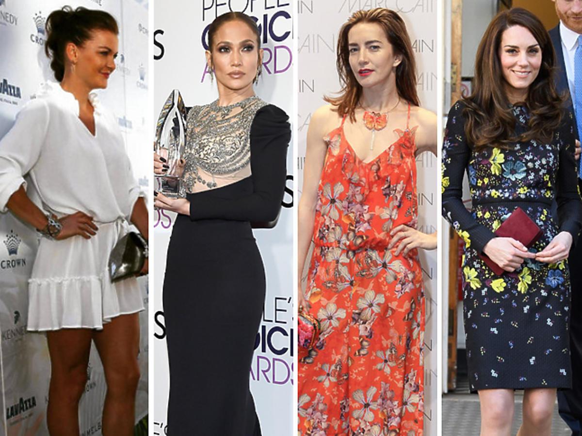 Agnieszka Radwańska, Jennifer Lopez nagroda na People's Choice Awards 2017, Kamila Baar, księżna Kate, Sarah Jessica Parker