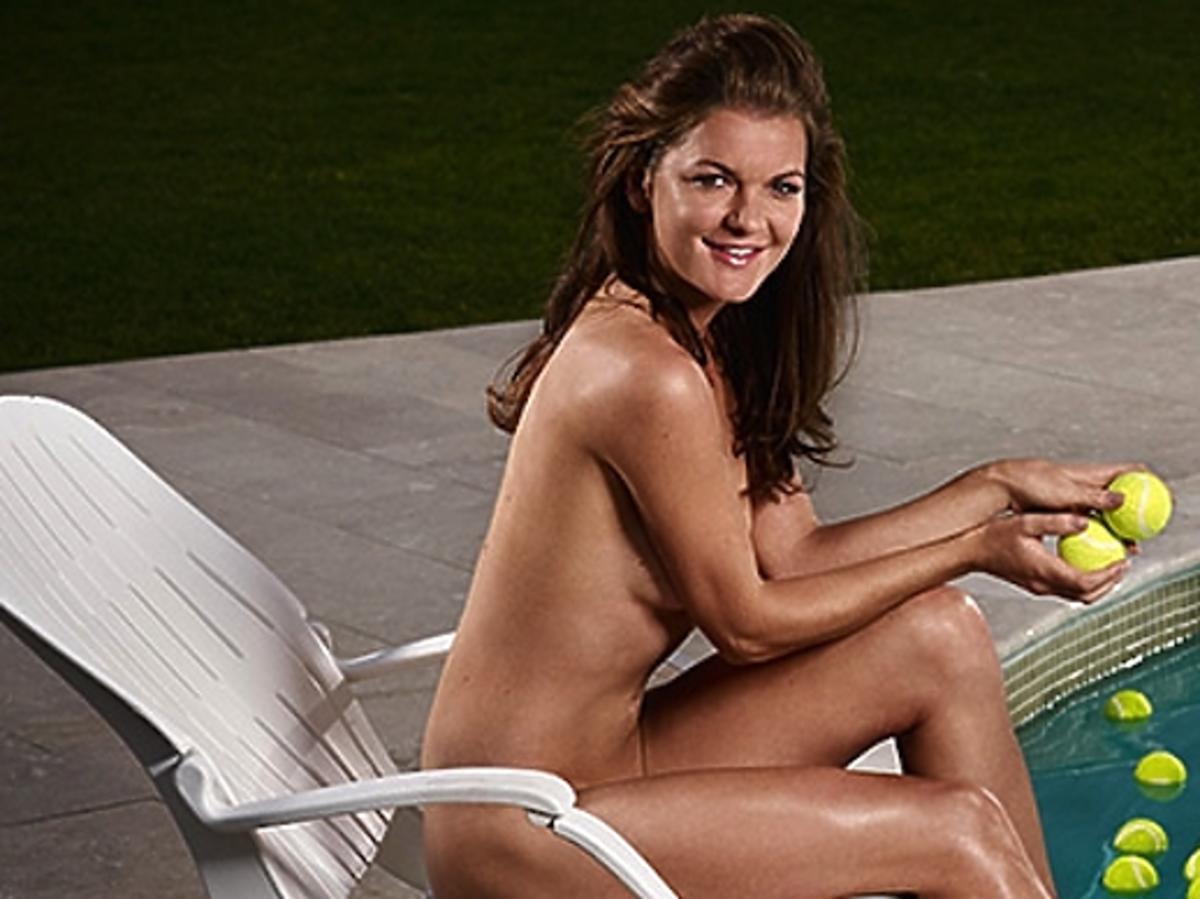 Agnieszka Radwańska nago w Body Issue