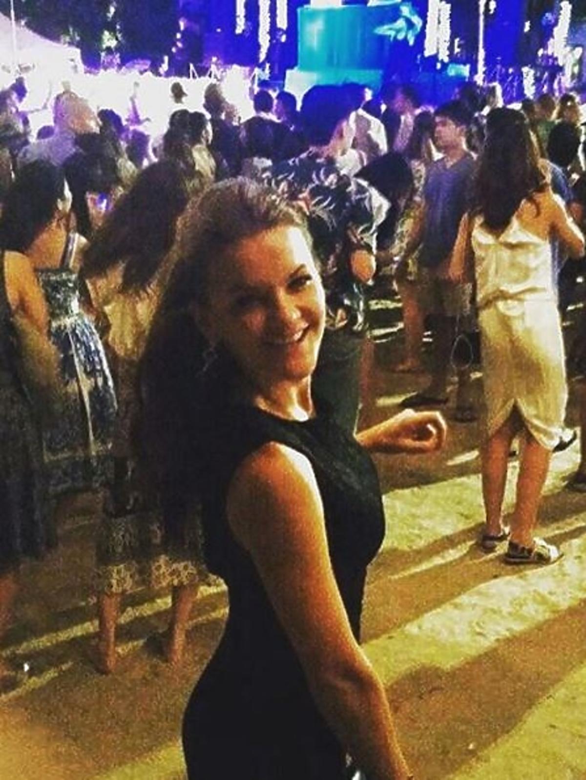 Agnieszka Radwańska sylwstera 2015 spędzała w Tajlandii