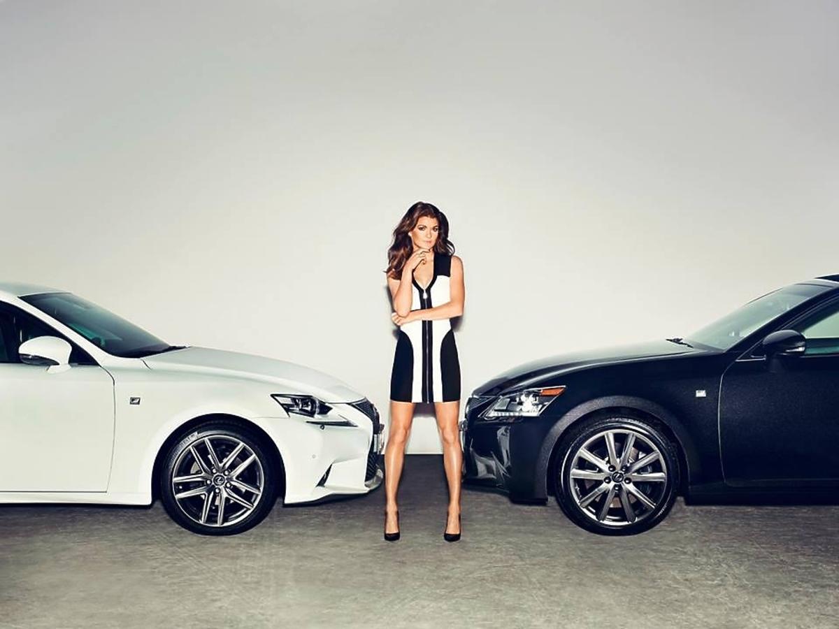 Agnieszka Radwańska w nowej kampanii reklamowej Lexusa