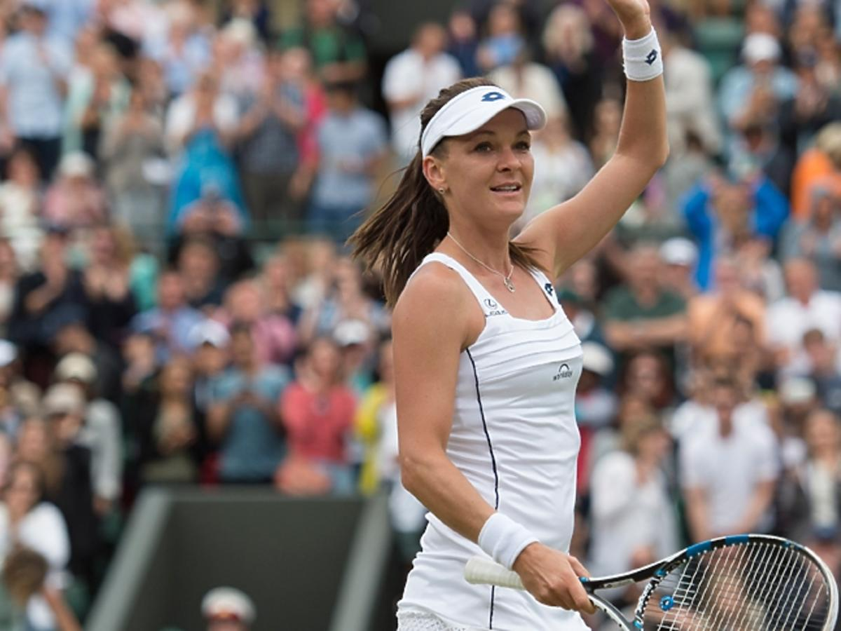 Agnieszka Radwańska wygrała turniej WTA