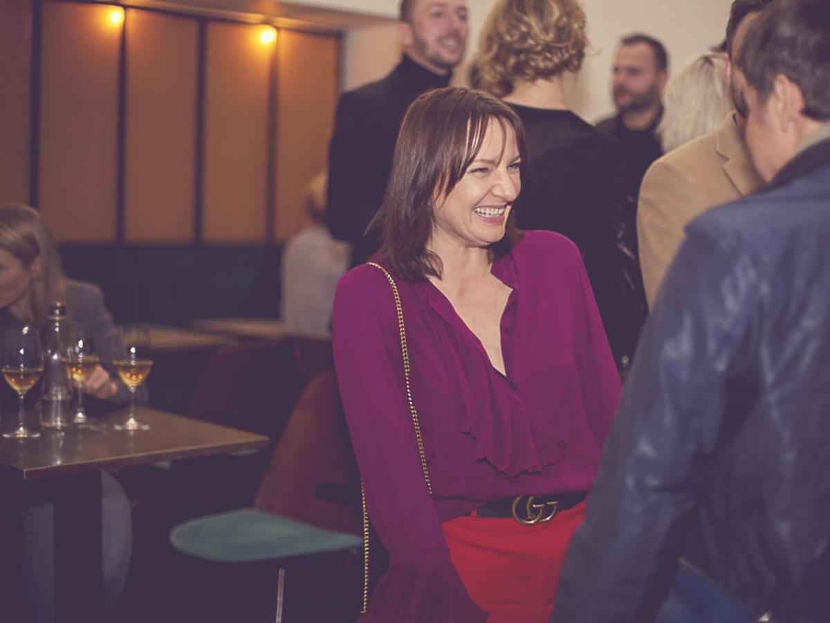 Agnieszka Ścibior redaktor naczelna Viva Moda
