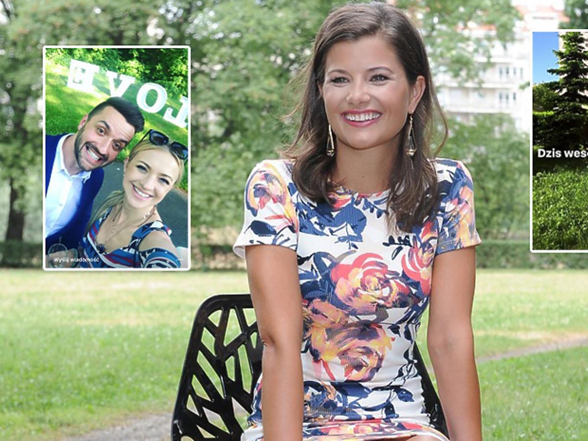 Agnieszka Sienkiewicz wzięła ślub - zdjęcia ze ślubu aktorki