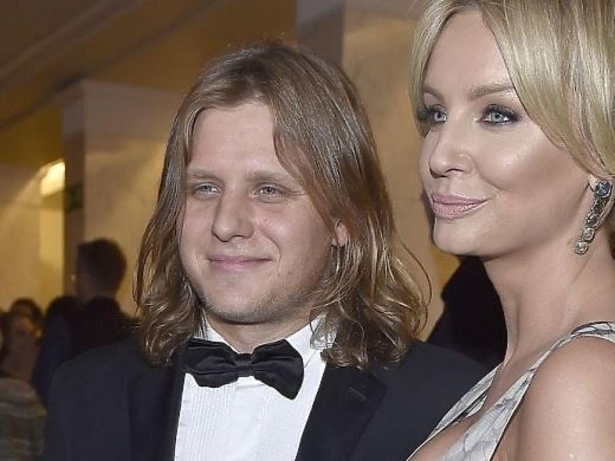 Agnieszka Szulim i Piotr Woźniak-Starak na Orły 2015