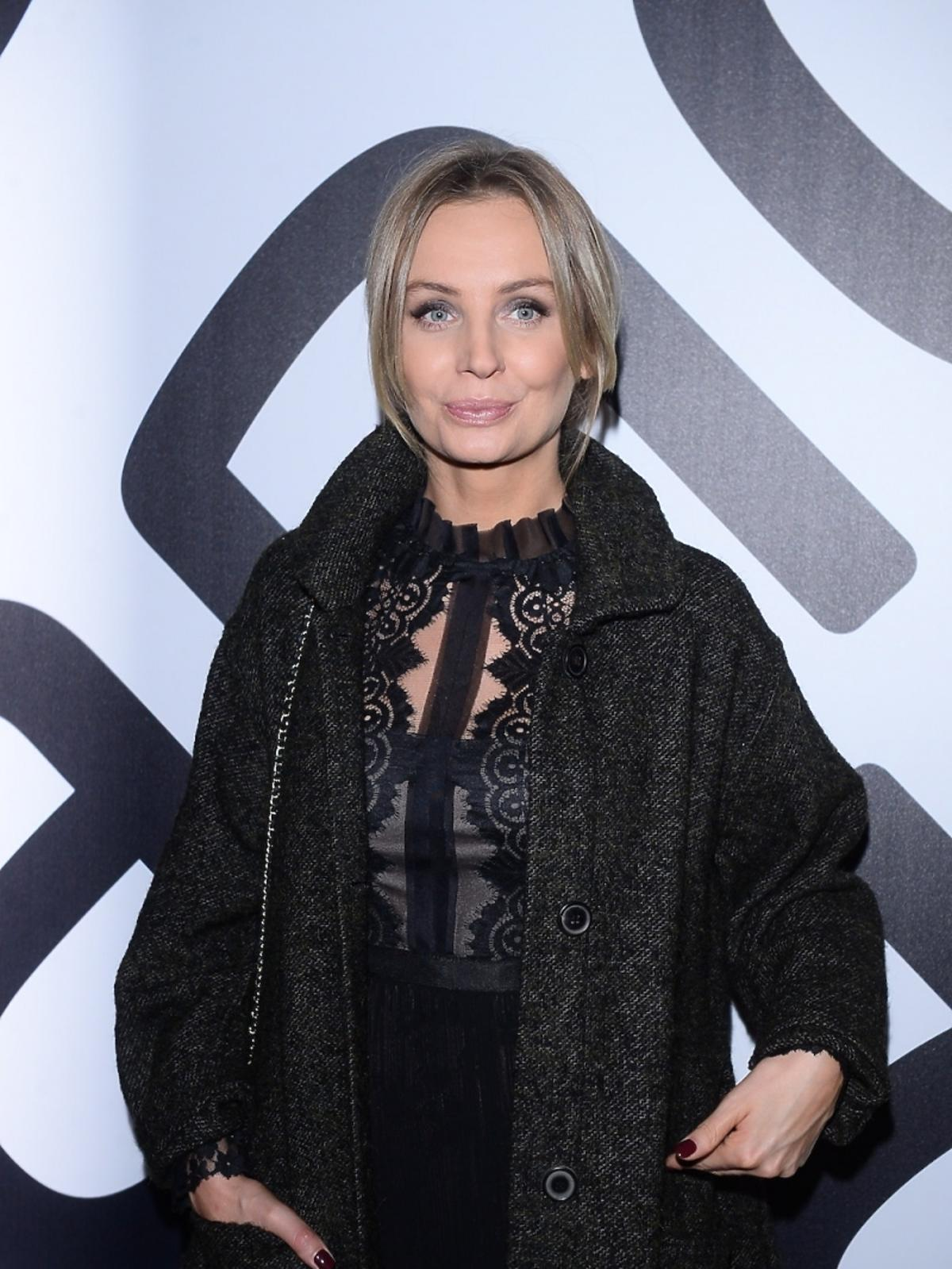Agnieszka Szulim na imprezie Zalando
