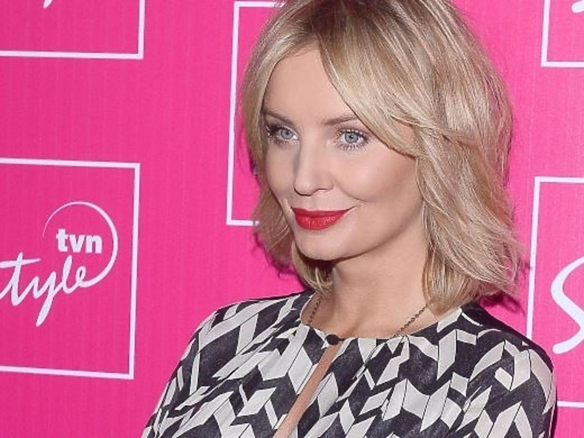 Agnieszka Szulim nosi bieliznę wyszczuplającą