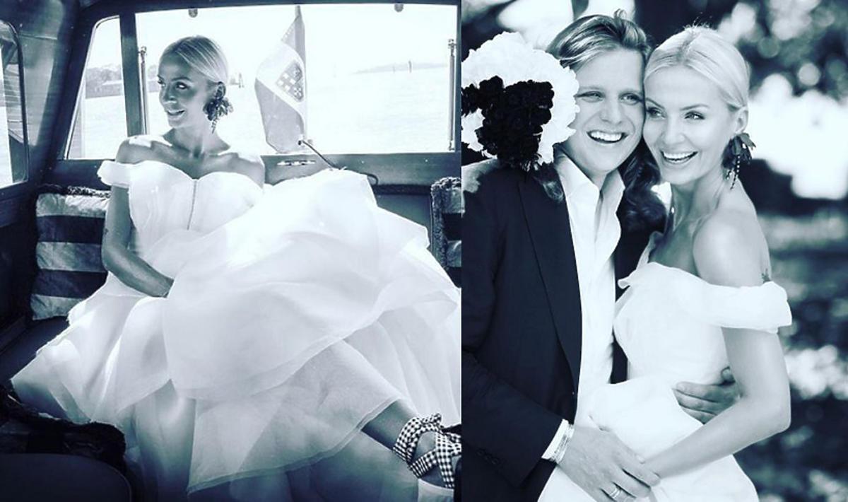 Agnieszka Szulim podpisała intercyzę przed ślubem z Piotrem Starakiem?