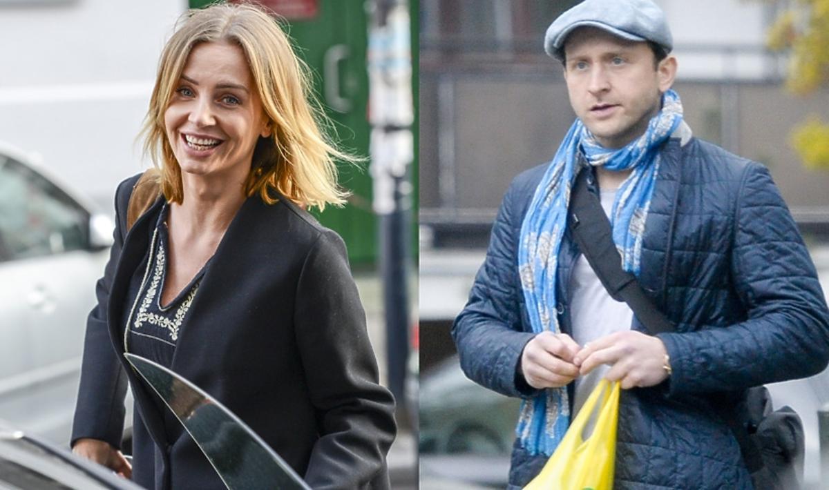 Agnieszka Szulim pomogła Borysowi Szycowi zdobyć rolę w filmie?