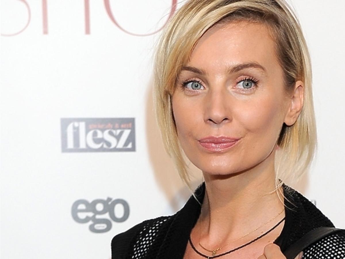 Agnieszka Szulim schudła siedem kilogramów