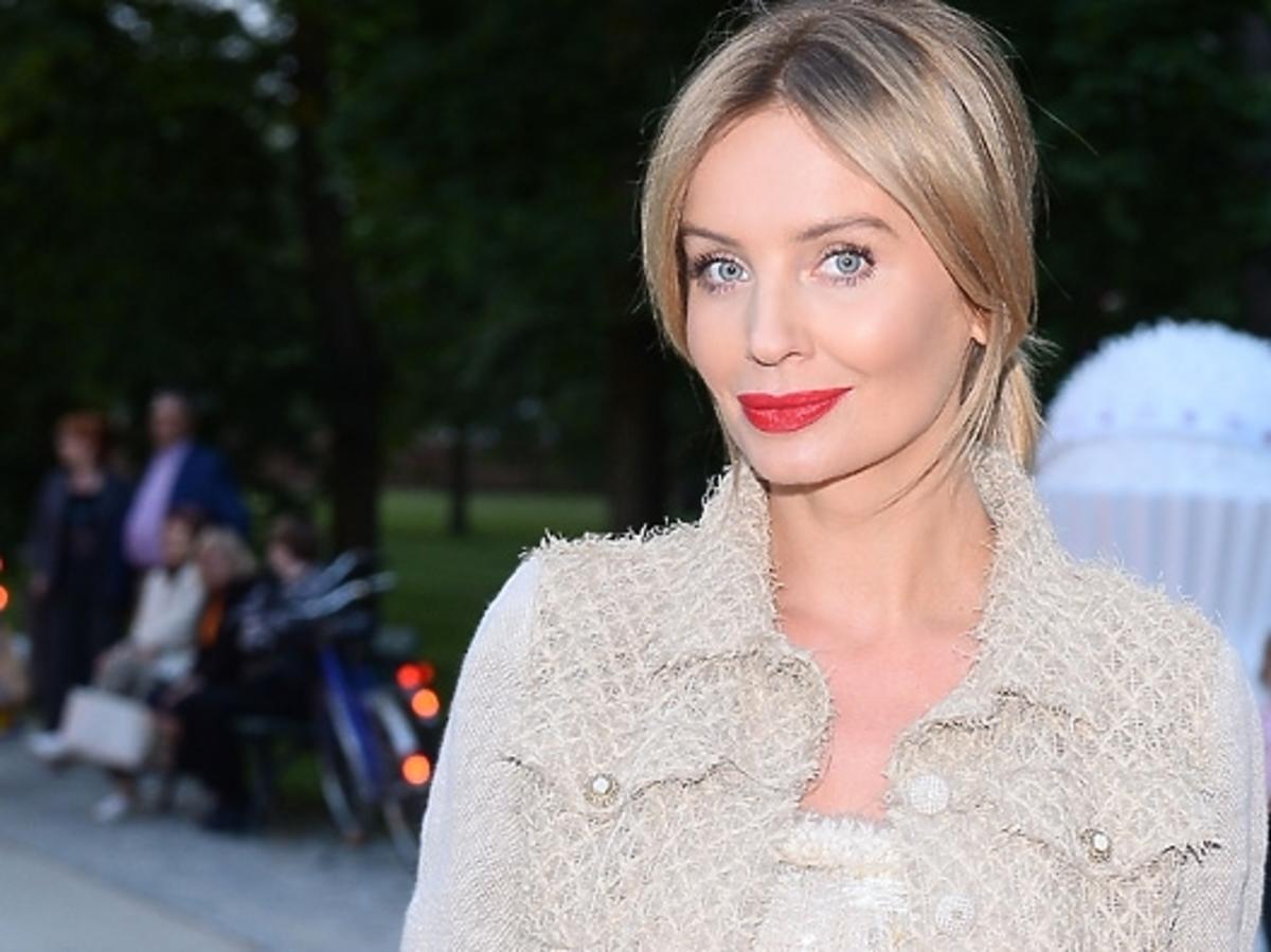Agnieszka Szulim twierdzi, że nie zna się na trendach w modzie