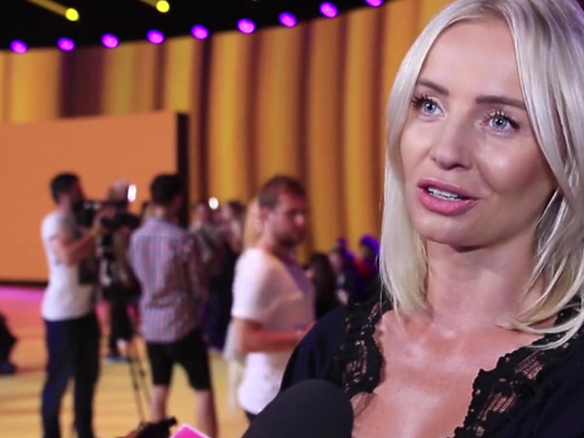 Agnieszka Szulim usta