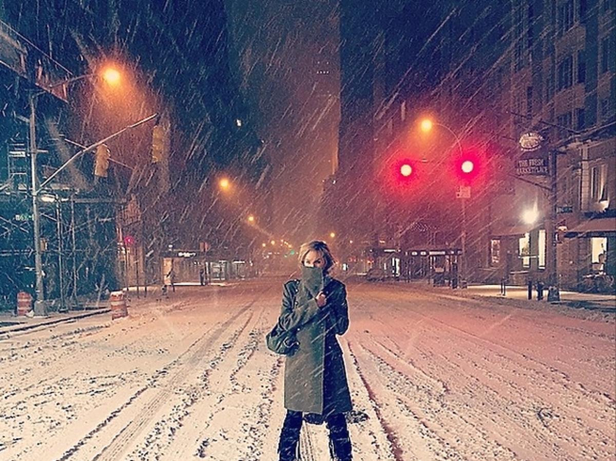 Agnieszka Szulim w Nowym Jorku na Instagramie