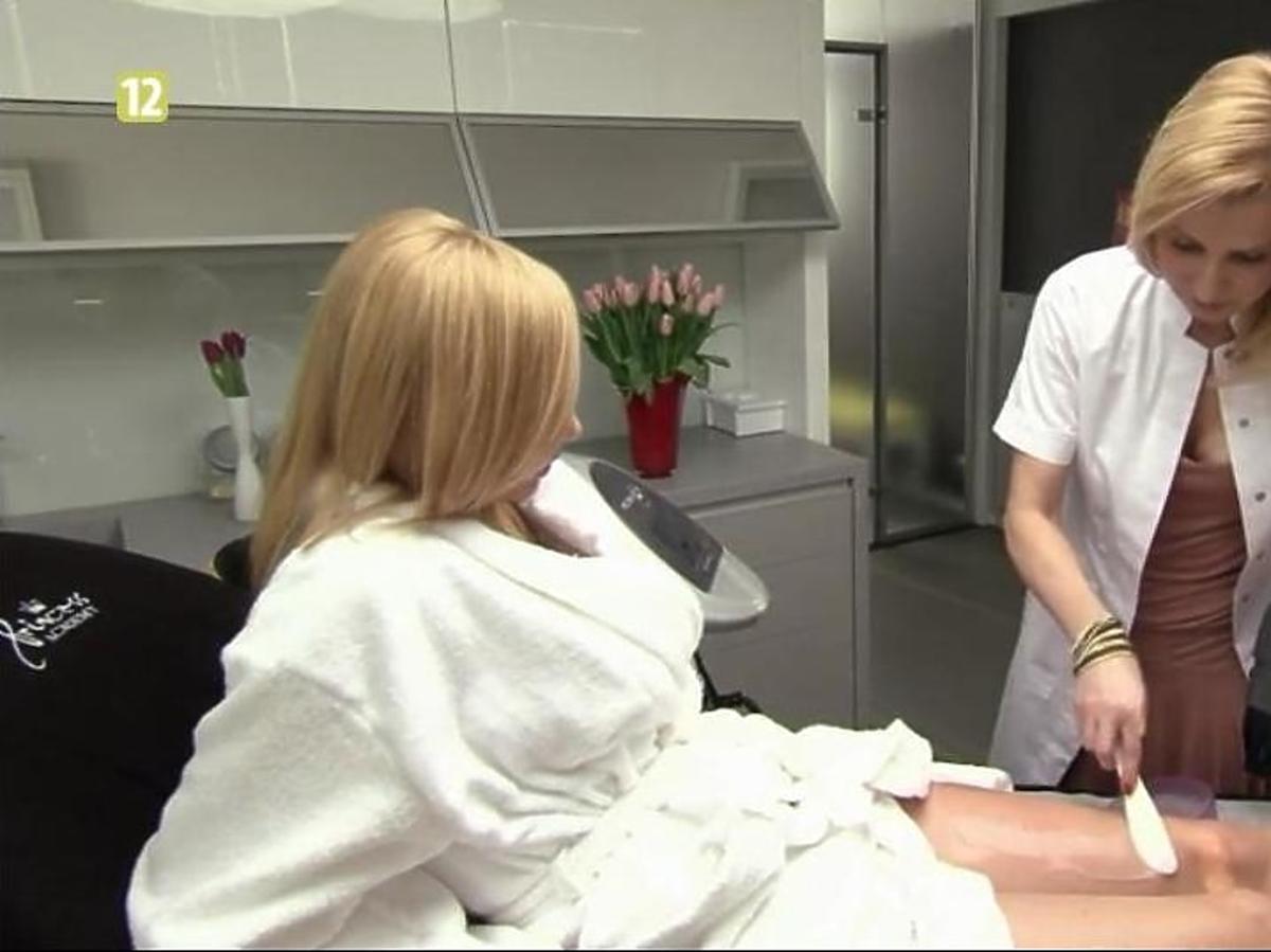 Agnieszka Szulim walczy z cellulitem