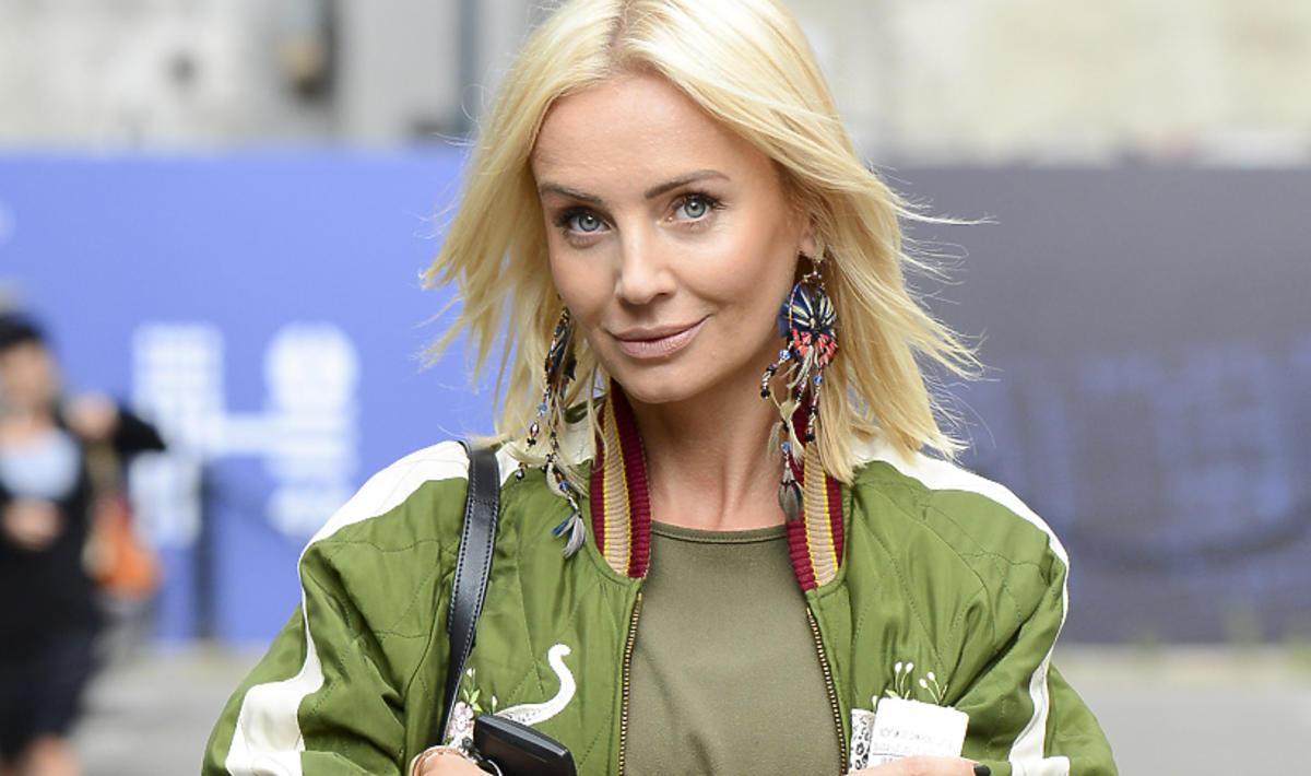 Agnieszka Szulim wybrała kreacje dla koleżanek na swój ślub