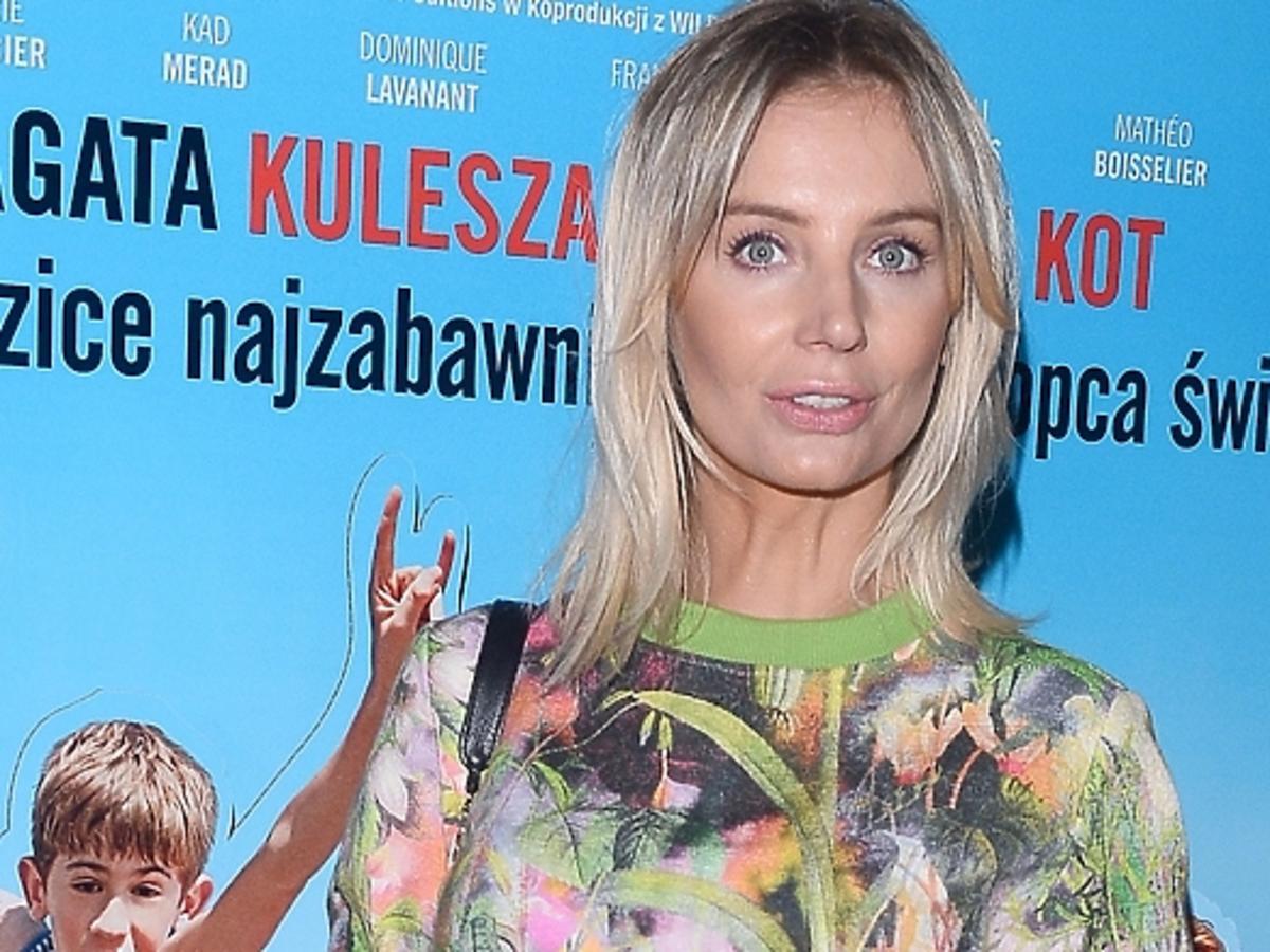 Agnieszka Szulim wyrzuciła 5 osób z Facebooka