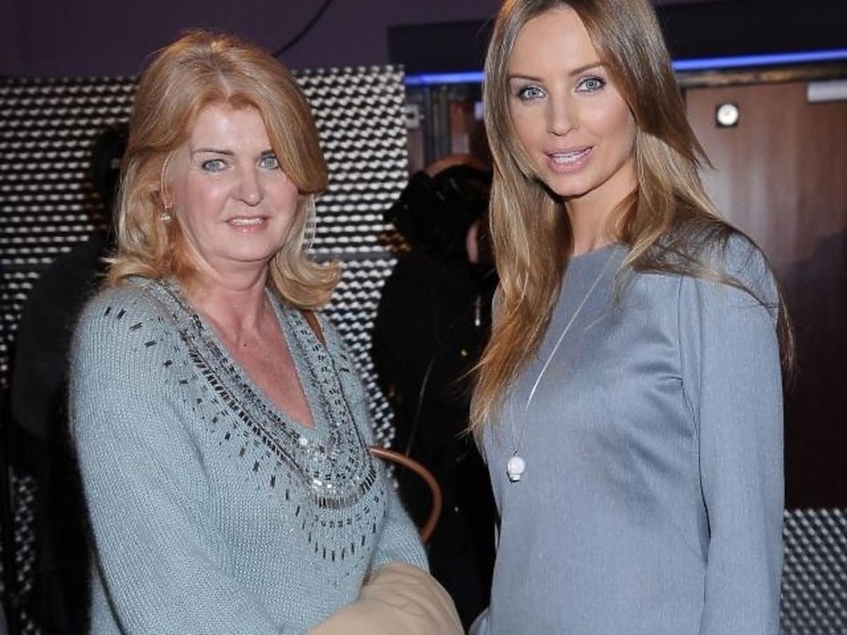 Agnieszka Szulim z mamą