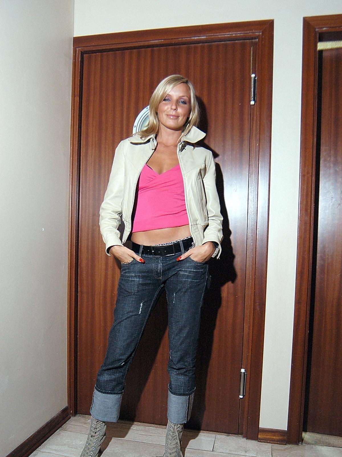Agnieszka Włodarczyk 10 lat temu