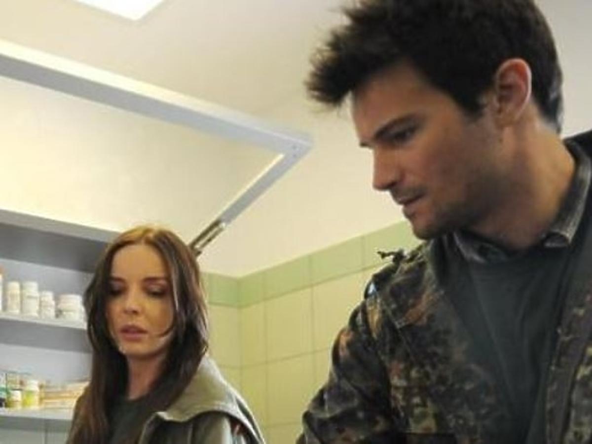 Agnieszka Włodarczyk i Mikołaj Krawczyk uratowali bielika