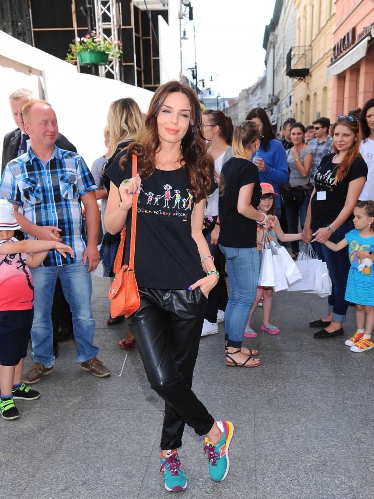Agnieszka Włodarczyk na Fashion Street