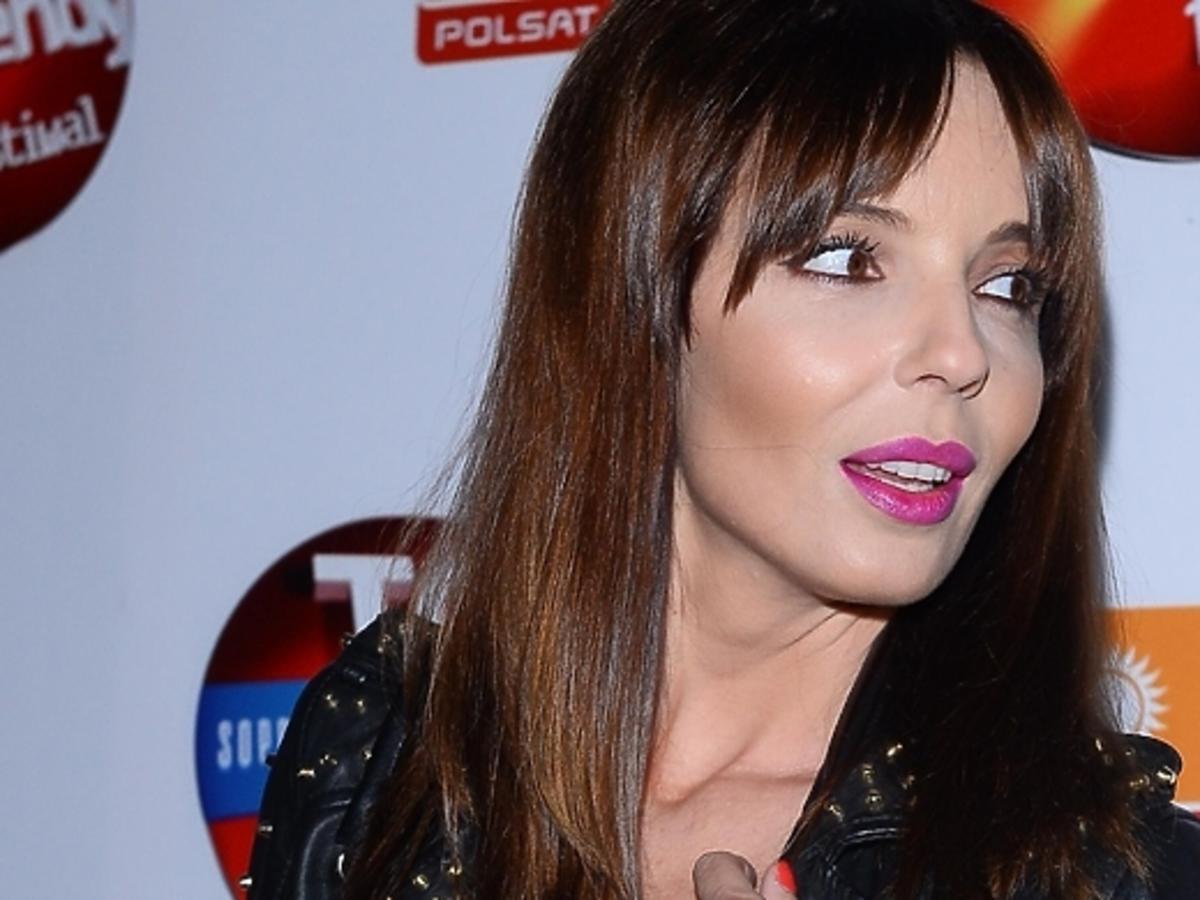 Agnieszka Włodarczyk na Top Trendy 2014 w Sopocie