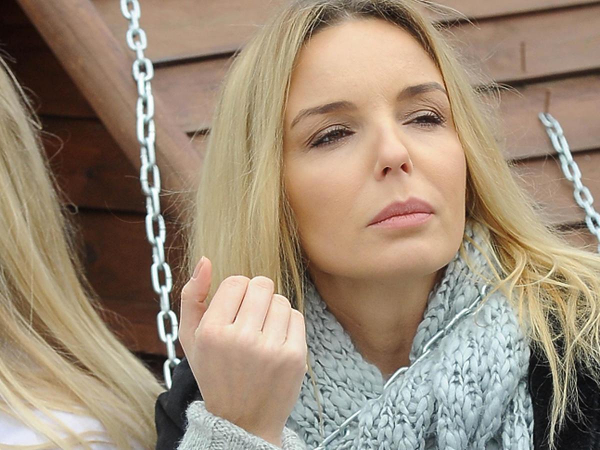 Agnieszka Włodarczyk straciła psa