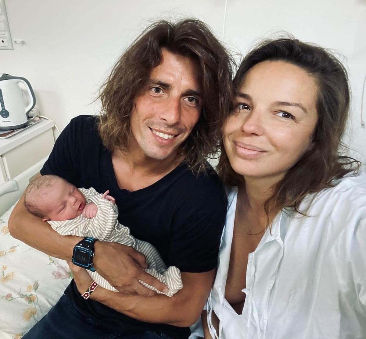 Agnieszka Włodarczyk urodziła. Pokazała zdjęcia ze szpitala